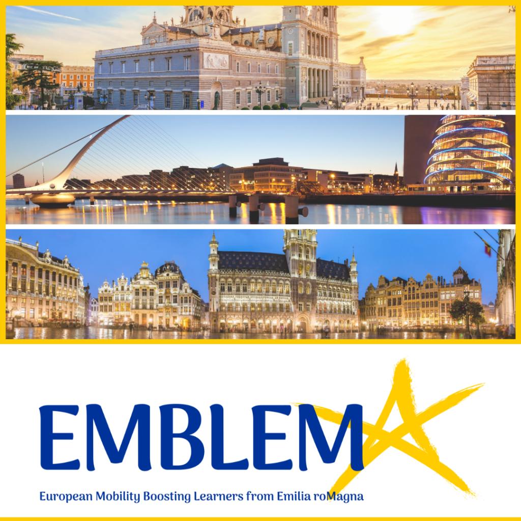 E.M.B.L.E.M. | Erasmus +