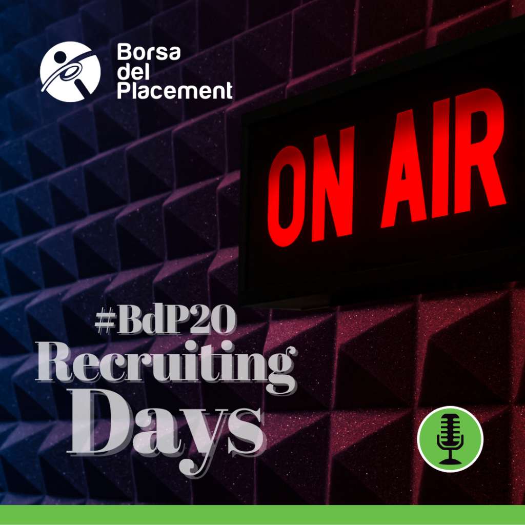 #BdP20 Recruiting Days