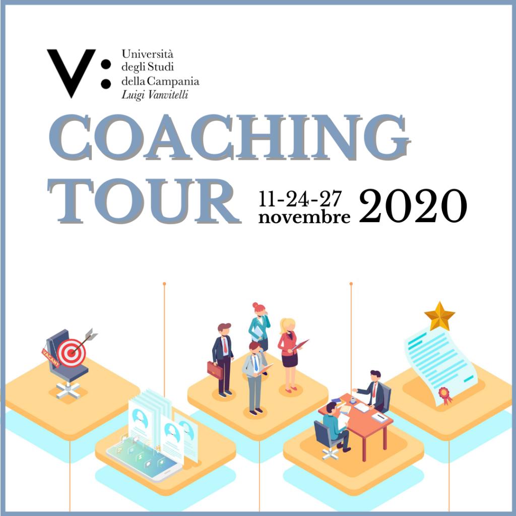 Coaching Tour   Università della Campania Luigi Vanvitelli