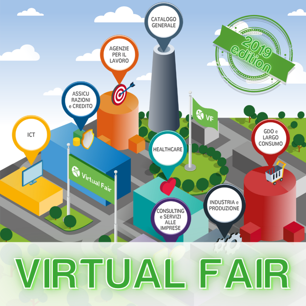 Virtual Fair   12 dicembre 2019 e 30 gennaio 2020