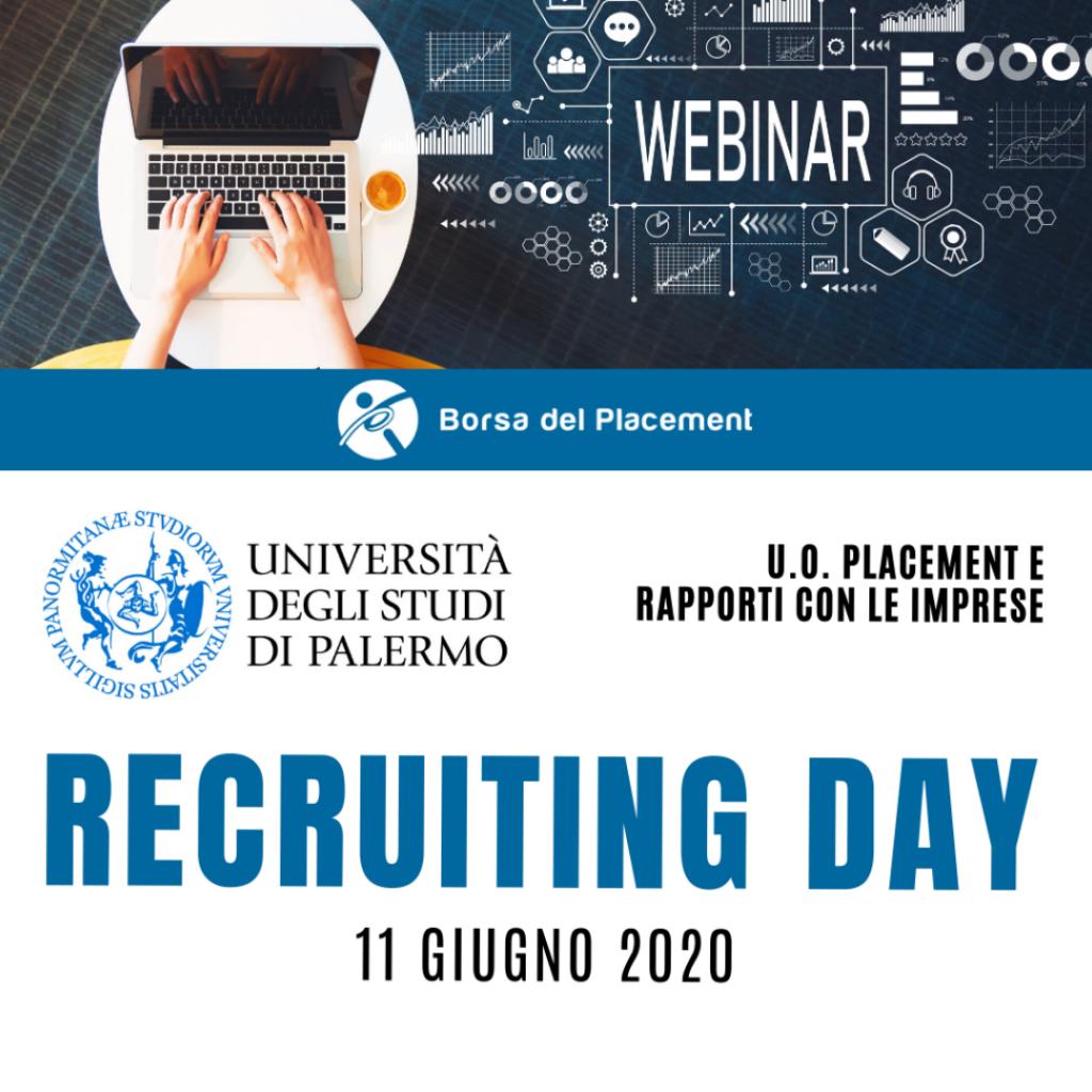 Recruiting Day   Università di Palermo