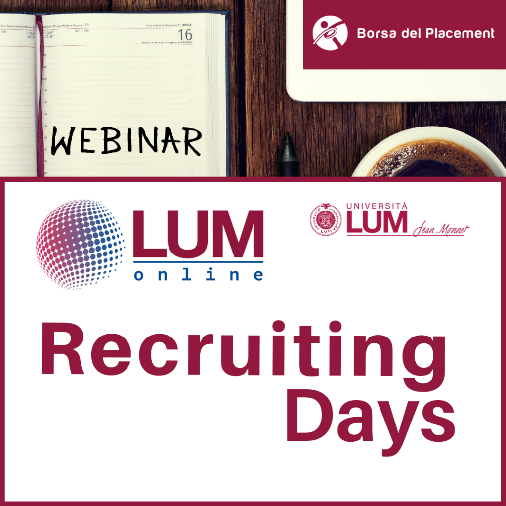 LOL - LUM On Line   Recruiting Days
