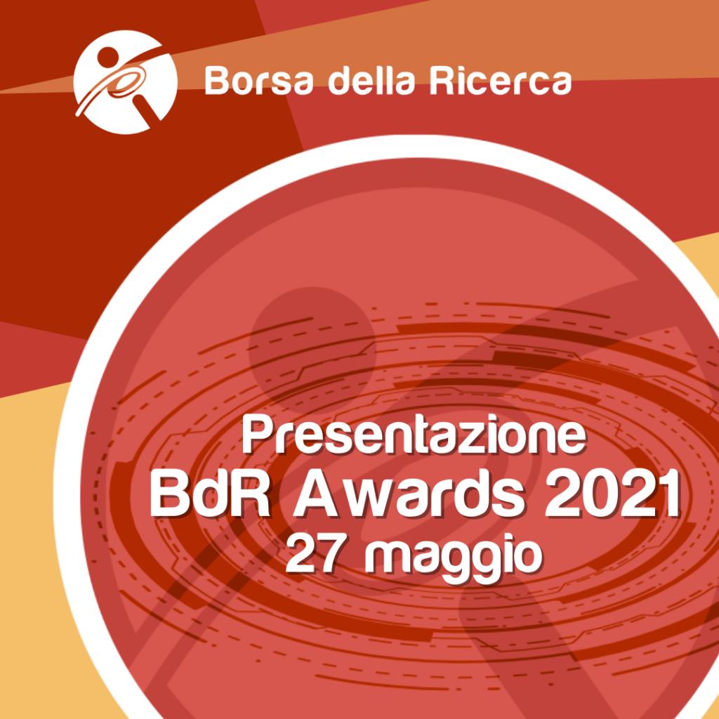 Borsa della Ricerca | presentazione BdR Awards 2021