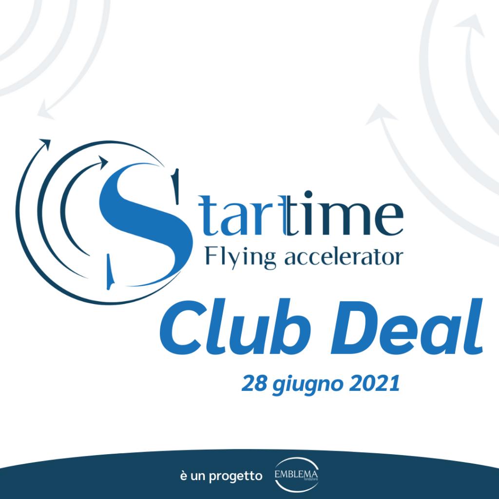 Startime Flying Accelerator   Club Deal