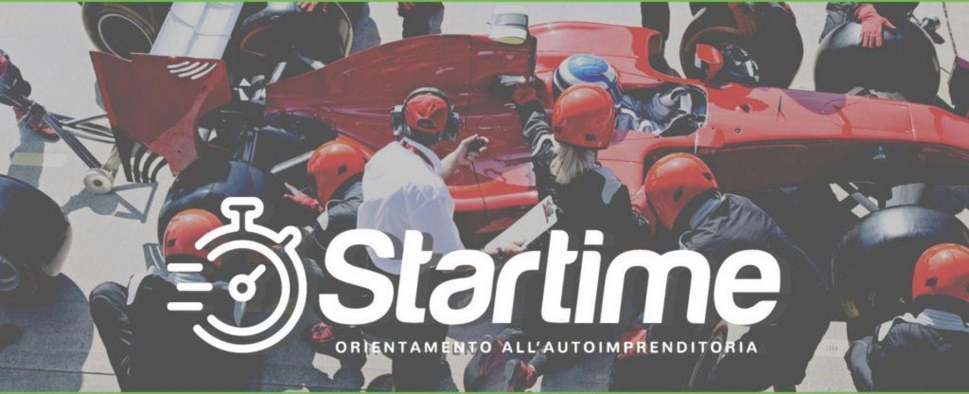 23.11.2020 - Startime | Scuola di Autoimprenditoria