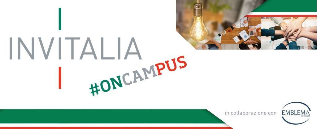 20.12.2020 - Invitalia #oncampus