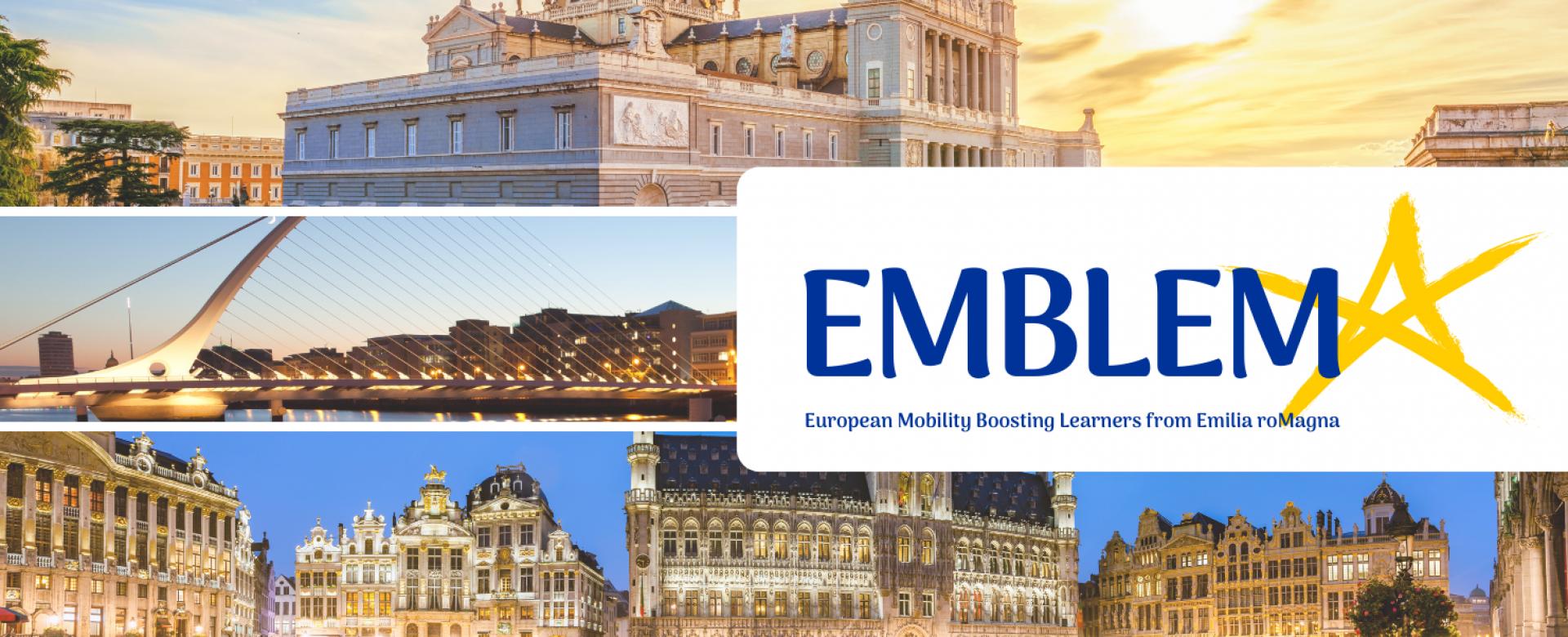 24.03.2020 - Emblem   Erasmus +