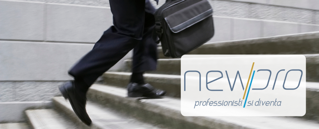 12.09.2017 - NewPro   Professionisti di diventa