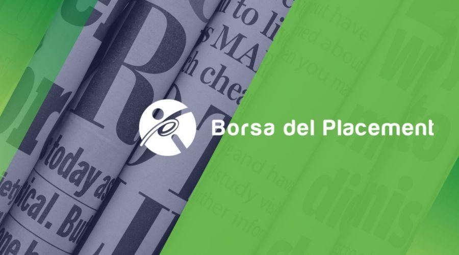 21.10.2016 - Borsa del Placement | Forum 2016 | Rassegna Stampa